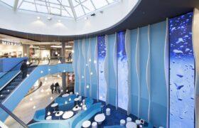 Ülemiste keskus on SBID International Design Awards 2015 konkursi nominent!