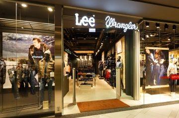 Lee | Wrangler esinduskauplus