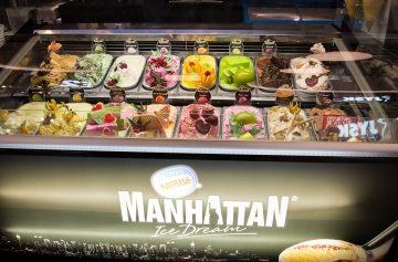 Manhattan Ice Dream