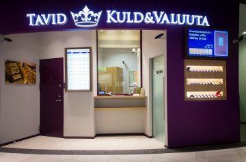 Tavid Kuld&Valuuta