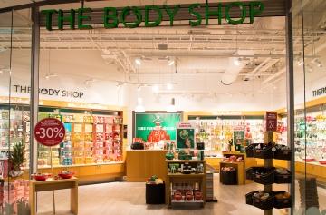 Body Shop Sirkus Shopping