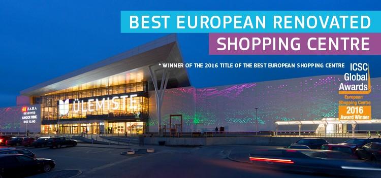Ülemiste shopping centre