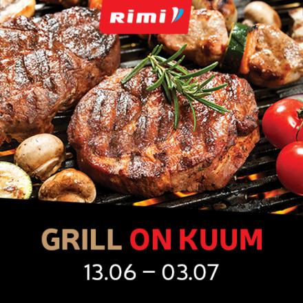 rimi grill