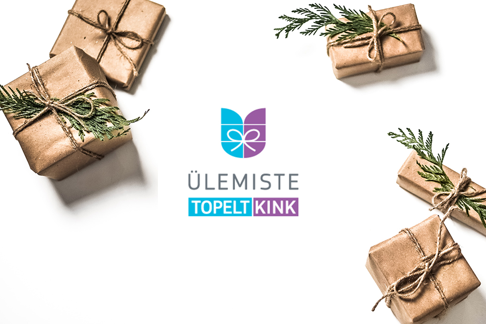 Charity Christmas Fair Double Gift Ulemiste Keskus